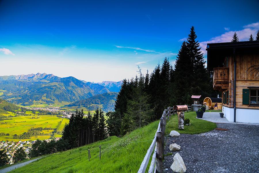 Hervorragend Almhütte in Zell am See | Almurlaub im Land Salzburg KL28